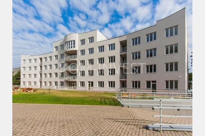 3-комнатная квартира с террасой в Дарзциемсе