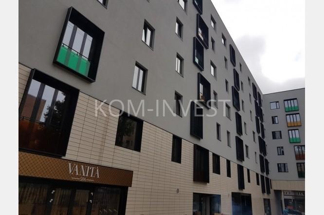 2-комнатная квартира в новостройке в центре на Бирзниека-Упиша